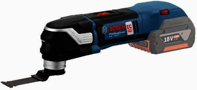 Bosch Akku-Multi-Cutter GOP 18V-28 solo Professional, Multifunktions-Werkzeug
