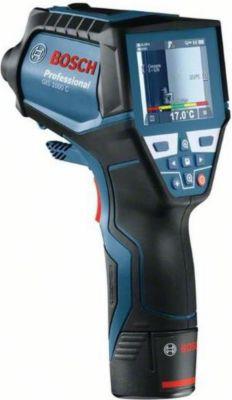 Bosch  Akku-Thermodetektor GIS 1000 C 10,8 V - 1x1,5 Ah Li-Ion - L-Boxx