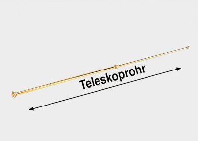 Gloria  Messing Teleskop Verlängerung