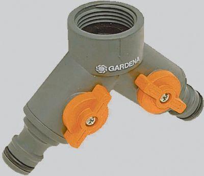 Gardena 2-Wege Ventil 1, Hahnstück