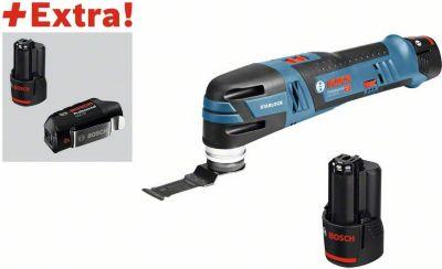 Bosch Akku-Multi-Cutter GOP 12V-28 Professional, Multifunktions-Werkzeug