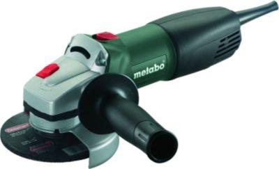 Metabo Winkelschleifer WQ 10-125 Plus 1010 Watt / 125 mm | Baumarkt > Werkzeug > Fräsen und Schleifer | Metabo