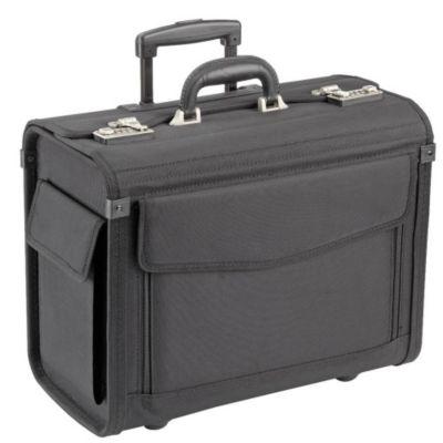 Pilotenkoffer Trolley 45,5 cm Laptopfach