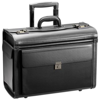 Business & Travel Pilotenkoffer Trolley 48 cm
