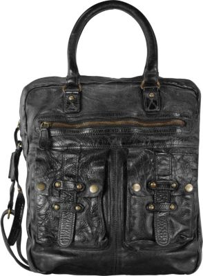 Billy the Kid Daytona Handtasche Leder 33 cm Tabletfach
