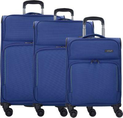 d & n Travel Line 7904 4-Rollen Trolley-Set 3tlg. 1855935001