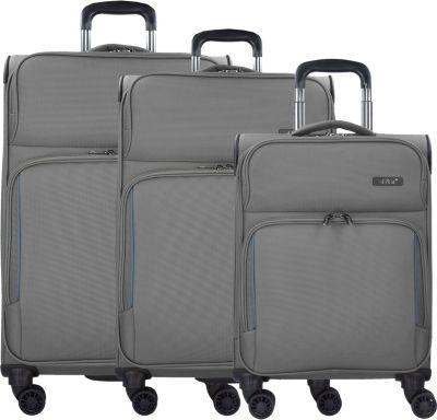 d & n Travel Line 7904 4-Rollen Trolley-Set 3tlg. 1855935002