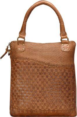 Greenland Femi & Nine Ladies Bag Handtasche Leder 32 cm