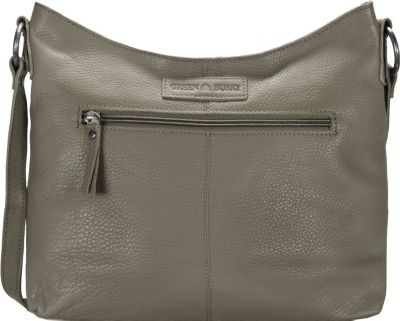 Greenburry Boomer Shopper Tasche Leder 33 cm