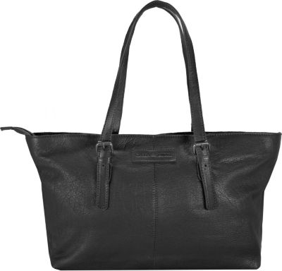 Boomer Shopper Tasche Leder 40 cm