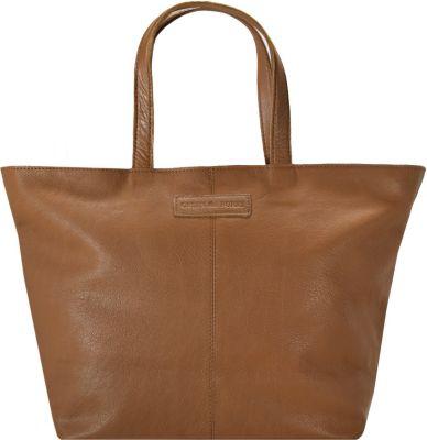 Boomer Shopper Tasche Leder 42 cm