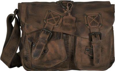 Billy the Kid Panamerica Messenger Bag Leder 29 cm