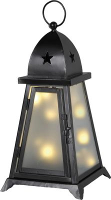 STAR LED Gartenlaterne Fyris 2er-Set