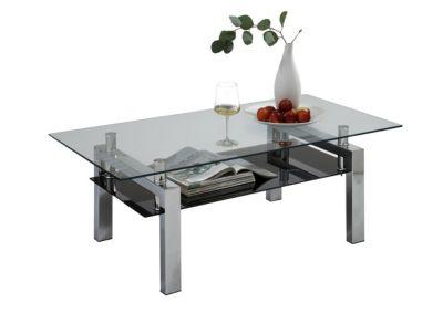preisvergleich eu couchtisch glas rechteckig. Black Bedroom Furniture Sets. Home Design Ideas