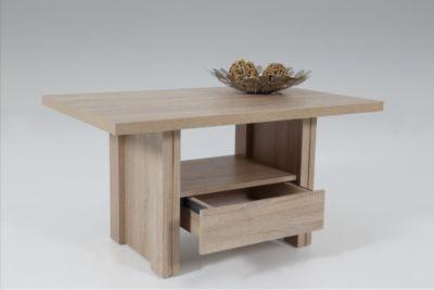 couchtisch sonoma eiche preisvergleich die besten angebote online kaufen. Black Bedroom Furniture Sets. Home Design Ideas