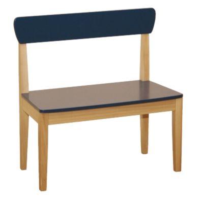 Sitzbank aus Massivholz