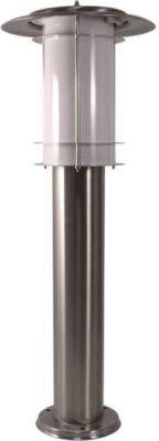 MAUK Solarlampe, 60 cm hoch, Edelstahl