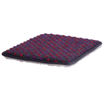 Noppen Sofa Auflage 50x50 cm anthrazit
