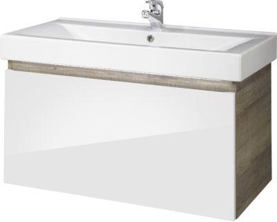 fackelmann waschtisch melbourne mit gussbecken preis bild rating vorlieben kommentare. Black Bedroom Furniture Sets. Home Design Ideas