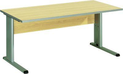Schreibtisch Topeka, Ahorn Nachbildung