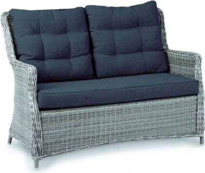 Couch Barcelona, 2-Sitzer inkl. Kissen