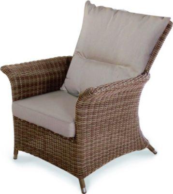 Lounge-Sessel Montreal inkl. Kissen