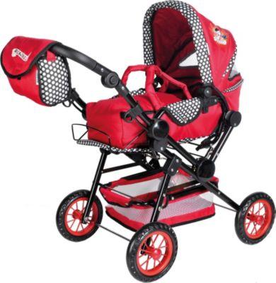 Puppenwagen Twingo S Rockabella