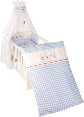 Kinderbett-Garnitur Sunny Day, 4-tlg.