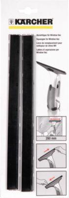 Kärcher Abziehlippe 280mm 2 Stück, Fensterreiniger