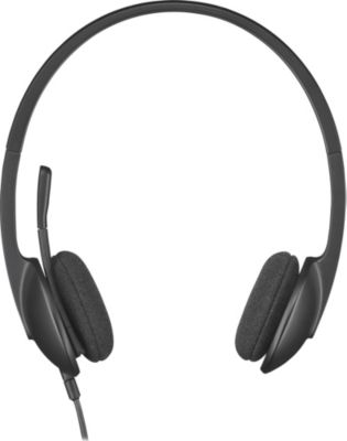 Logitech H340 Binaural Kopfband Schwarz