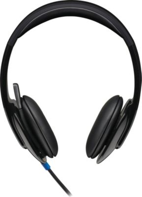 Logitech H540 Binaural Kopfband Schwarz