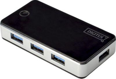 Digitus USB-Hub 4-Port USB 3.0 Hub