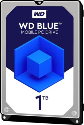 Western Digital Festplatte WD10JPVX 1 TB