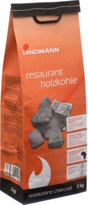 Landmann Holzkohle Restaurant Holzkohle, 3Kg