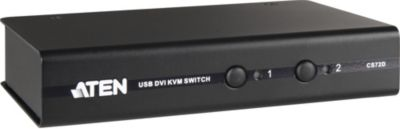 ATEN KVM-Switch CS72D-AT