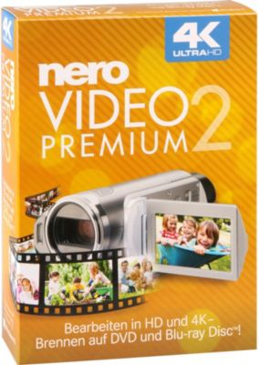 Nero Software Video Premium 2
