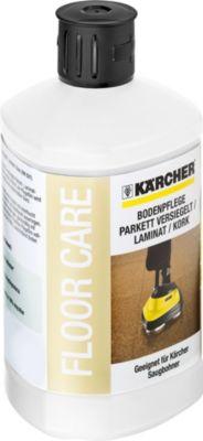 Kärcher Reinigungsmittel Bodenpflege Parkett   Baumarkt > Bodenbeläge > Parkett   Laminat   Kärcher