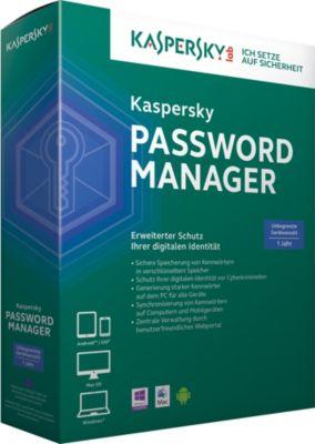Kaspersky Software Password Manager