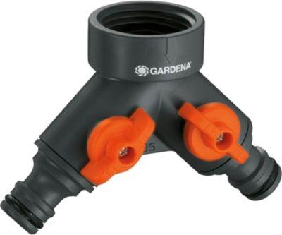 Gardena 2-Wege Ventil 938-20, Hahnstück