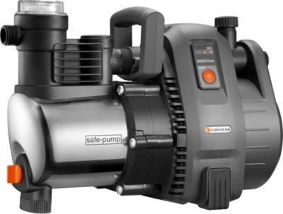 GARDENA Pumpe Premium Gartenpumpe 6000/6 inox