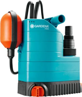 GARDENA Pumpe Classic Tauchpumpe 7000