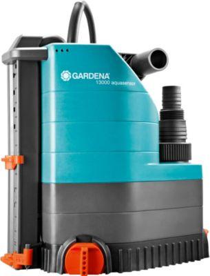 GARDENA Pumpe Comfort Tauchpumpe 13000 aquasensor