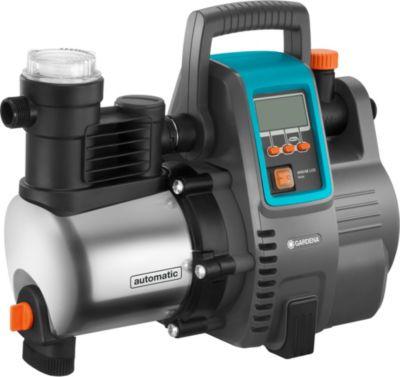 Gardena  Premium Hauswasserautomat 6000/6E LCD Inox