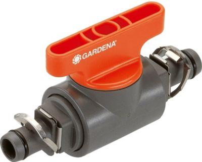 Gardena Absperrventil 13mm, Tropfsysteme