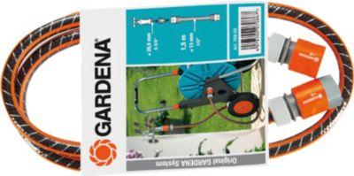 Gardena Anschlussgarnitur Comfort FLEX , Schlauch