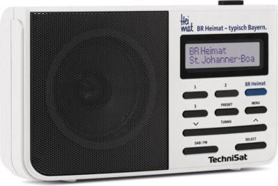 Technisat Radio Tech DigitRadio 210 BR Heimat E...