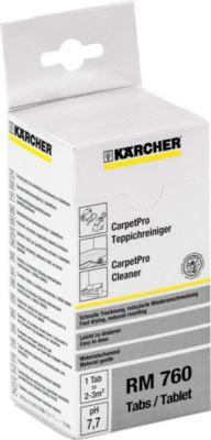 Kärcher Reinigungsmittel CarpetPro Teppichreiniger RM 760 Tabs | Flur & Diele > Haushaltsgeräte > Dampfreiniger | Kärcher