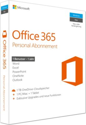 Software Office 365 Personal