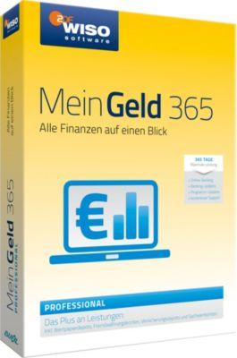 Vorschaubild von Buhl Software WISO Mein Geld Professional 365