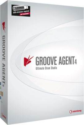 Steinberg Software Groove Agent 4